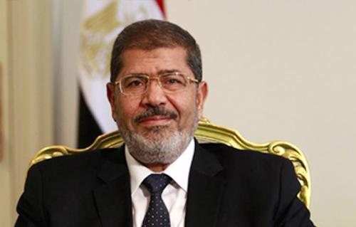 مرسى يتناول تقرير لجنة سد النهضة فى اتصال هاتفى مع رئيس السودان
