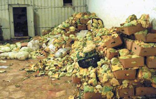 ضبط , طن مواد غذائية مغشوشة داخل مصنعين ومخزن غير مرخصين بالجيزة