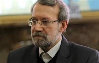 مجلس الشورى الإيراني يجدد انتخاب لاريجاني رئيسا له