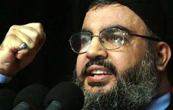 """""""نصر الله"""" يؤكد أن أموال حزب الله تأتي من إيران ولا تمر عبر المصارف"""