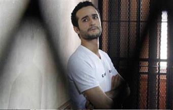 حكم نهائي بسجن أحمد دومة 15 عاما بقضية «أحداث مجلس الوزراء»