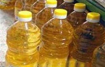 ضبط 648 زجاجة زيت تمويني في حملة بالفيوم
