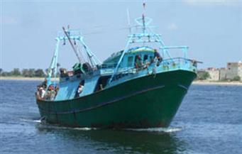 بسبب الطقس السييء.. توقف رحلات الصيد بكفرالشيخ في البحر المتوسط