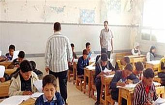 """""""تعليم دمياط"""": امتحانات الشهادتين الابتدائية والإعدادية تسير بانتظام"""