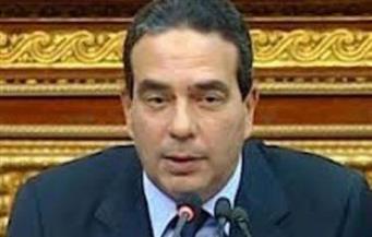 أيمن أبو العلا: أطالب القطاع الخاص بزيادة أجور موظفيه.. وعلى الحكومة حماية الفقراء ومتوسطي الدخل