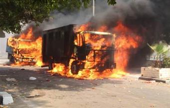 اليوم.. محاكمة 26 متهما في حرق نقطة شرطة المنيب