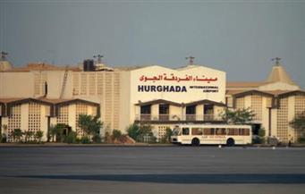 وفد روسي يواصل تفقده مطار الغردقة الدولي