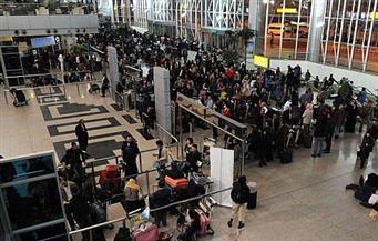 فحص الركاب القادمين من السودان بمطار القاهرة بسبب وباء الكوليرا