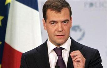 "ميدفيديف: في فنزويلا ""رئيسا واحدا"" هو مادورو"