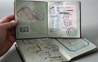 ضبط أحد الأشخاص لتقدمه للحصول على تأشيرة لدولة عربية باستخدام مستندات مزورة