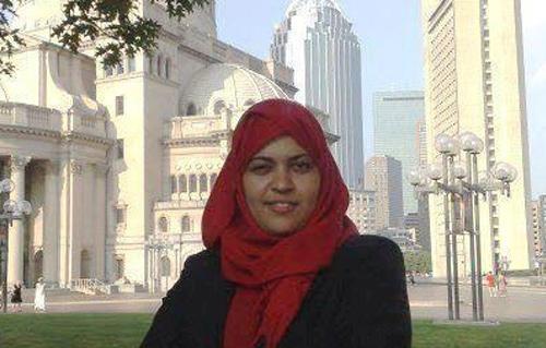 داليا زيادة: منظمة  هيومن  هي اليد المحركة لجماعة الإخوان المسلمين -