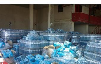 ضبط-محطة-لتعبئة-مياه-الشرب-بدون-ترخيص-بالإسكندرية-