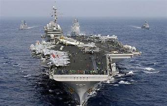 مناورات بحرية أولى من نوعها بين أمريكا و10 دول من جنوب شرق آسيا