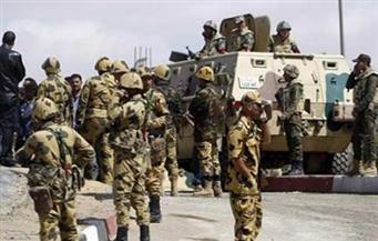 المتحدث العسكري: القبض على 3 من المشتبه بهم.. واكتشاف وكر عناصر تكفيرية وسط سيناء