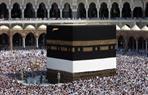 رئاسة شئون الحرمين بالسعودية ترفع أستار الكعبة استعدادًا لموسم الحج