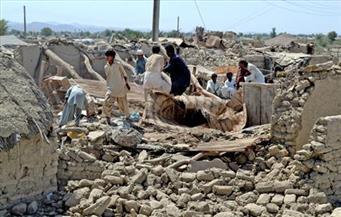 هزة أرضية جديدة في باكستان