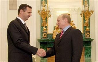 الكرملين: بوتين يلتقي الأسد في سوتشي