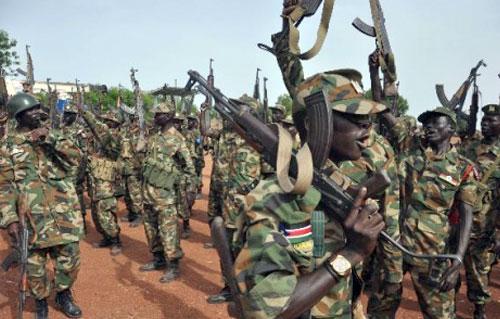 مقتل 25 شخصًا في هجوم للمتمردين بجنوب السودان -