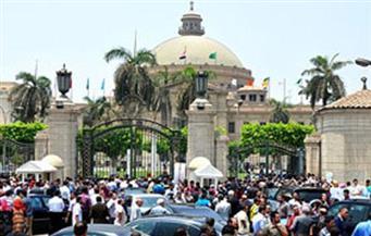 جامعة القاهرة تشارك بـ 100 طالب في أسبوع شباب الجامعات