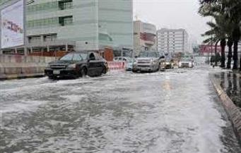 مناورات لاختبار قدرات أنفاق الإسكندرية على استيعاب الأمطار قبل الشتاء