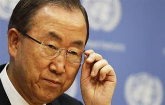 مندوب الجامعة العربية في جنيف يشارك في مراسم توديع بان كي مون بالمقر الأوروبي للأمم المتحدة