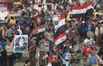 """استكمال إعادة إجراءات محاكمة المتهمين في """"الذكرى الثالثة للثورة"""""""
