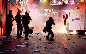 مقتل شرطي تركي في اشتباكات مع مسلحين أكراد جنوب شرق البلاد