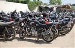 ضبط 11 سيارة وموتوسيكلا بدون لوحات معدنية في حملة بمطروح