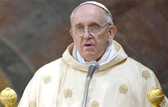 """البابا في هيروشيما منددا بـ""""جريمة"""" استخدام الطاقة النووية لأغراض عسكرية"""