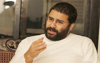 نظر طعن علاء عبدالفتاح على سجنه 5 سنوات أمام دائرة مغايرة 8 نوفمبر المقبل