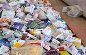 ضبط 373 عبوة أدوية مجهولة المصدر ومنتهية الصلاحية في منيا القمح بالشرقية