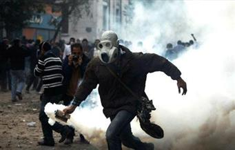 """إحالة متهمين للمفتى لاتهامهما بقتل مجند وحرق سيارة شرطة فى """"أحداث محمد محمود"""""""