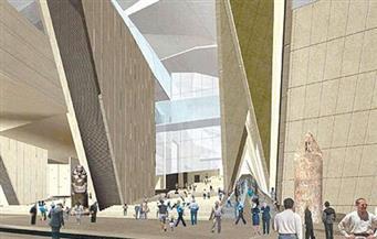 """المتحف الكبير يستقبل 10 قطع أثرية ضخمة أهمها """"خفرع"""" و""""حتحور"""""""