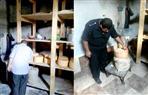 ضبط مصنع بداخله 6.5 طن جبن رومي غير صالحة بالبحيرة