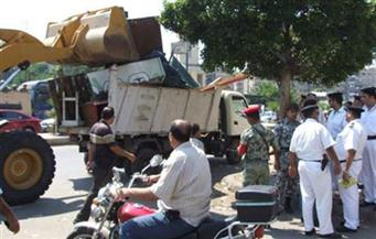 مدينة مرسى مطروح: 300 حملة إشغالات ونظافة مكبرة وتحرير 1233 محضرا خلال أربعة أشهر
