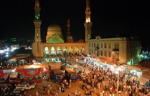 نتيجة بحث الصور عن مسجد السيد البدوى بطنطا