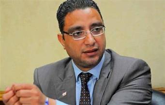 """رئيس """"الإسعاف"""" لـ""""بوابة الأهرام"""":٤ سيارات متطورة تعمل لأول مرة في مصر وإفريقيا لخدمة وفود منتدى الشباب"""