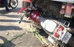 -إصابة-٣-أشخاص-في-حادث-تصادم-دراجة-بخارية-مع-سيارة-ملاكي-بالشرقية