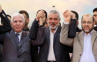 وزراء الحكومة الفلسطينية يتسلمون مقرات الوزارات في غزة