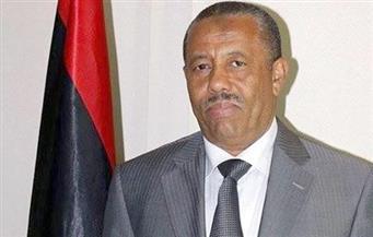 رئيس الحكومة الليبية يدعو للإسراع في إصدار قانون الاستفتاء على الدستور