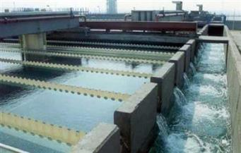 توقف العمل بمحطة مياه قرية شباس الملح بدسوق لمدة أسبوعين للصيانة