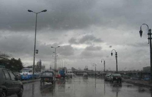 الأرصاد  تحذر من  سقوط الأمطار على هذه المحافظات.. وتطالب بارتداء الملابس الثقيلة -