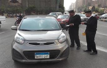 مرور الجيزة يوجه حملاتٍ لتحقيق الانضباط بالشوارع والميادين للحد من الحوادث