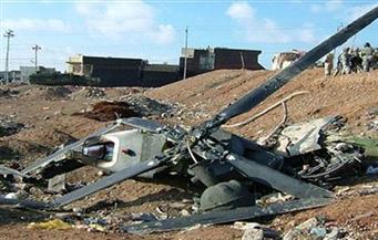تحطم مقاتلة إيرانية أثناء مهمة تدريبية وسط البلاد