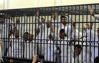تجديد حبس 48 من قيادات وأعضاء جماعة الإخوان بكفر الشيخ 15 يومًا في تهم التحريض على أعمال الشغب