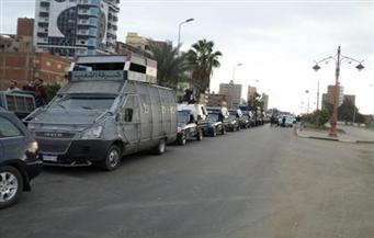 انتشار أمني لأجهزة وزارة الداخلية لتأمين احتفالات عيد الميلاد المجيد