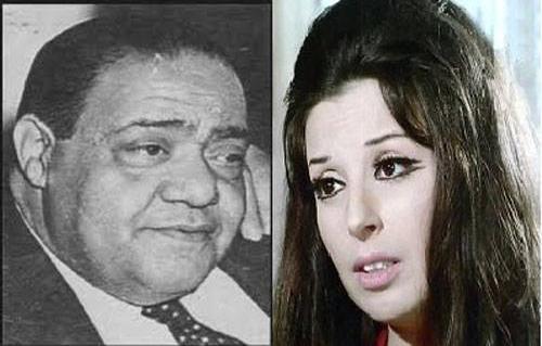 Image result for نجاة+وكامل الشناوي+مصطفى أمين