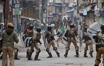 مقتل رجل شرطة وسبعة مسلحين في اشتباكات بكشمير الهندية