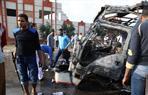 مصرع عامل وإصابة 19 في حادث بالبحيرة