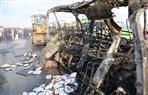إصابة 11 مواطنا في حادثين بالبحيرة